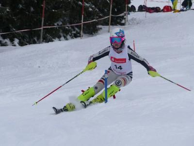 Tagessiegerin U14/U16 Hannah Hasslberger