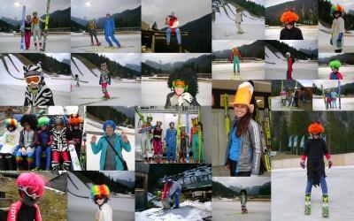 Skispringer Fasching1